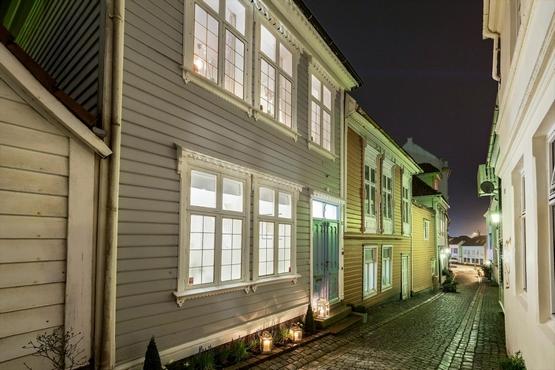 Renovering Bergenshus